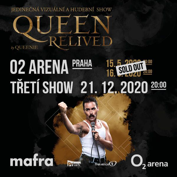 QUEEN RELIVED