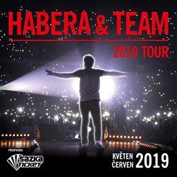 Sazka ticket - HABERA   TEAM 2019 TOUR 010af118e89