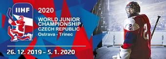 Sazka Ticket 2020 Iihf World Junior Championship